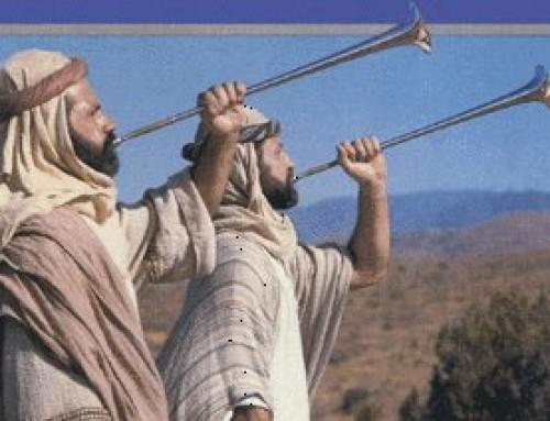 Estudio de Yom Teruah (Dia de Aclamacion)