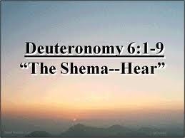 La parashah Va'etchanan Deuteronomio 3:23-7:11