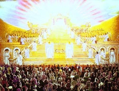 Demanda del Convenio y Lealtad al Rey de Israel