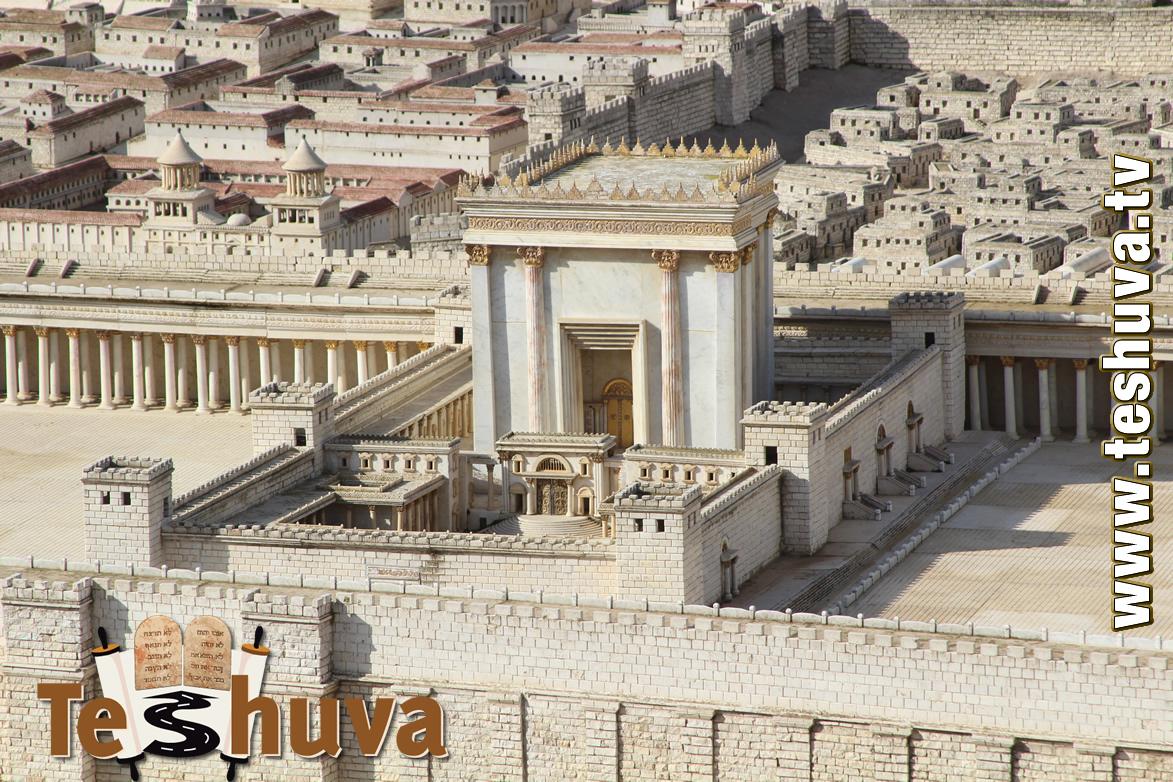 Intoducción a el Templo y el Soreg